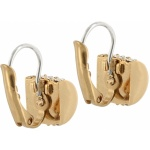 Meridian Leverback Earrings