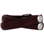 Logan Golf Laced Taper Belt