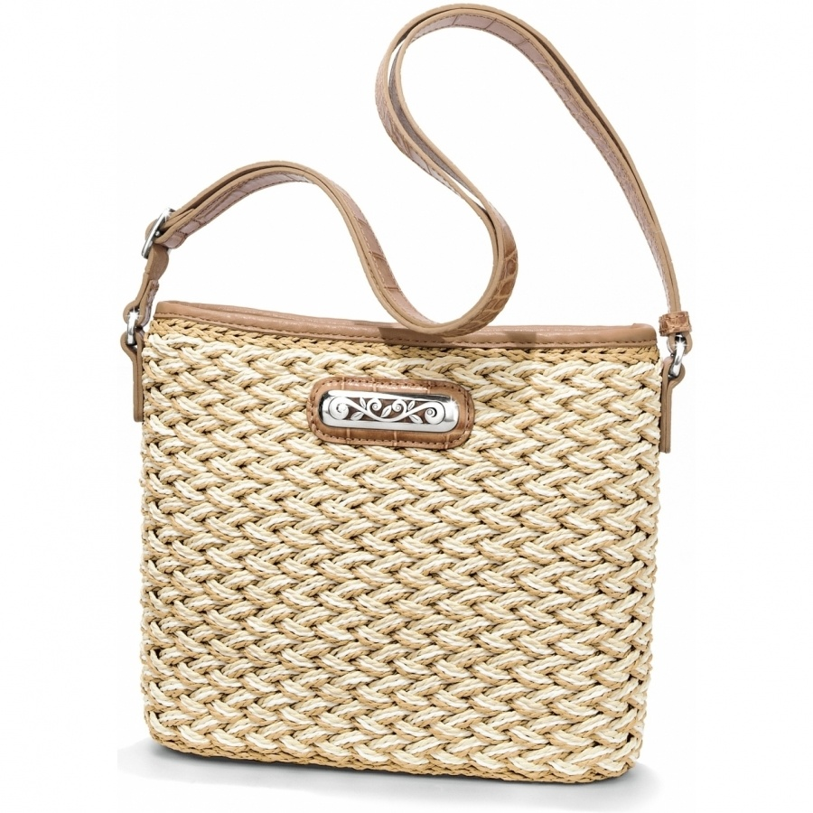 Eve Delight Emme Shoulderbag Straw