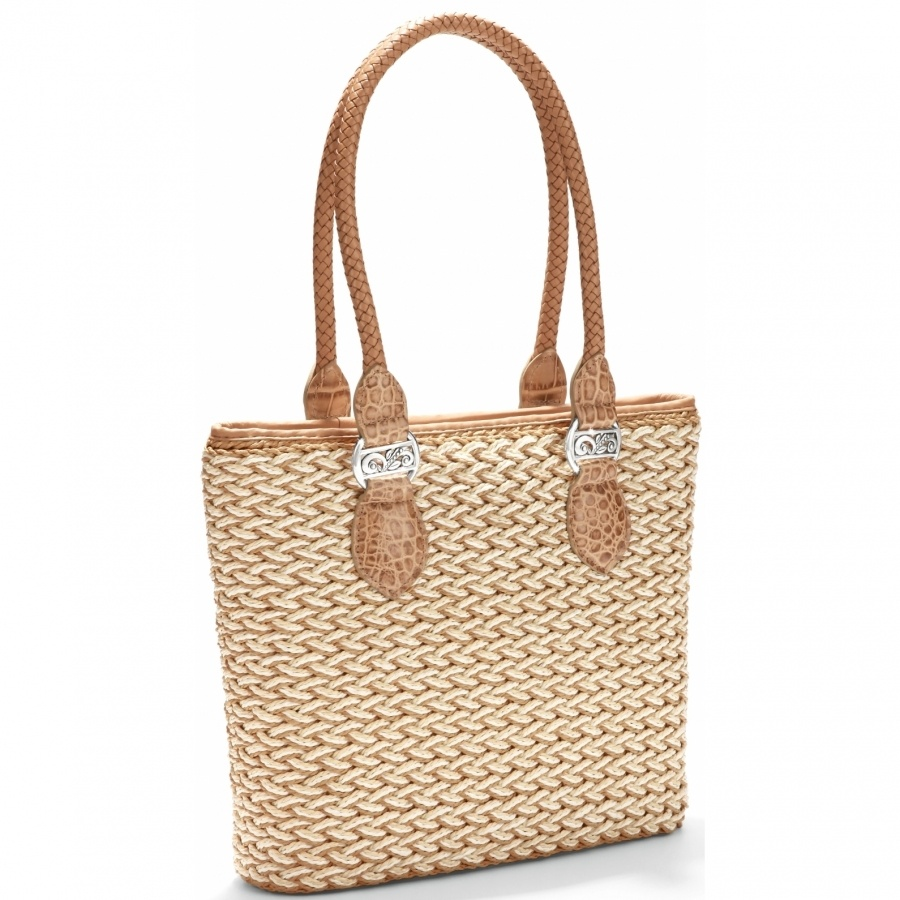 Eve Delight Eva Straw Tote Straw