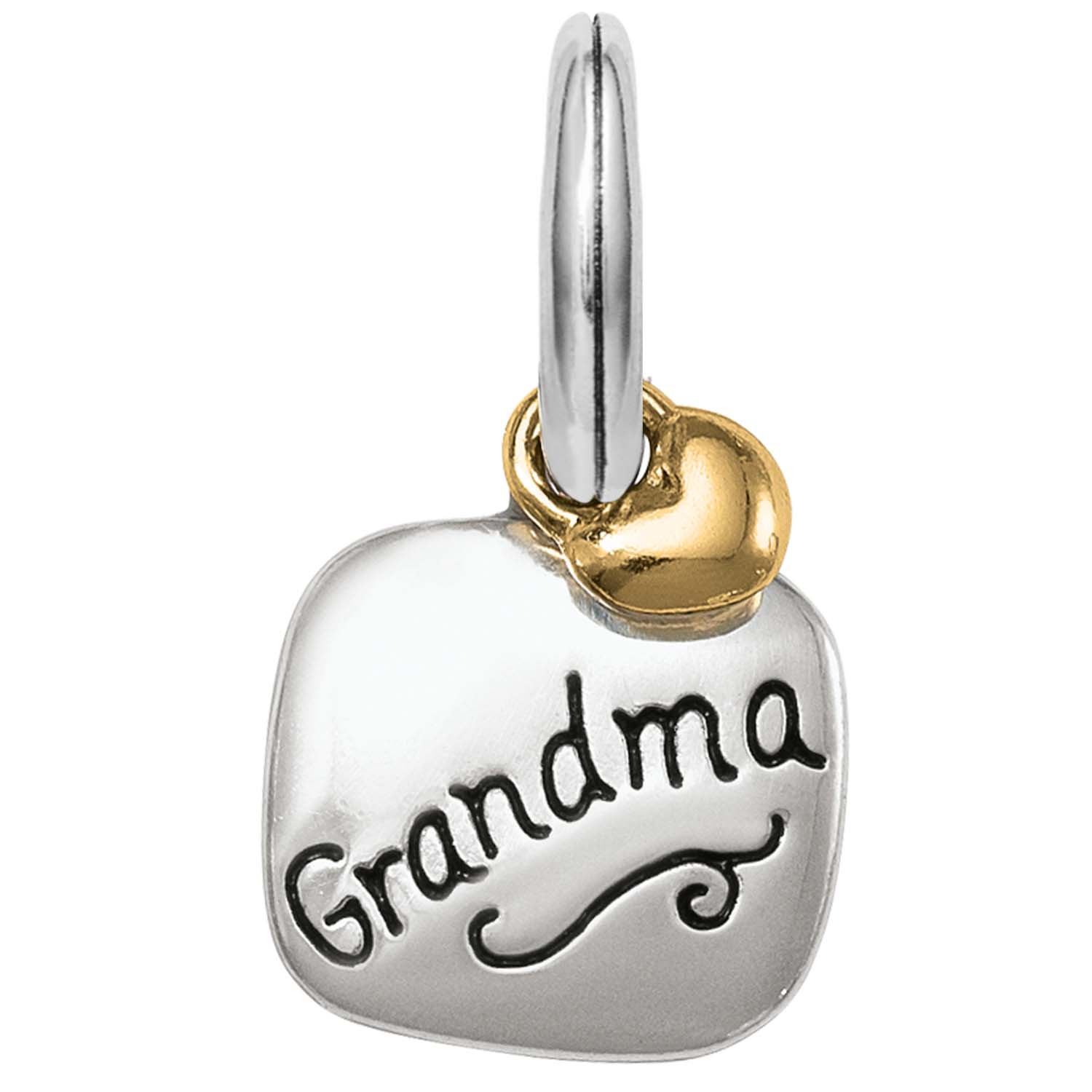 Message world 39 s best grandma charm charms for Grandmother jewelry you can add to