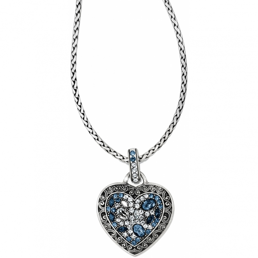 Crystal voyage crystal voyage heart necklace necklaces crystal voyage crystal voyage heart necklace mozeypictures Choice Image