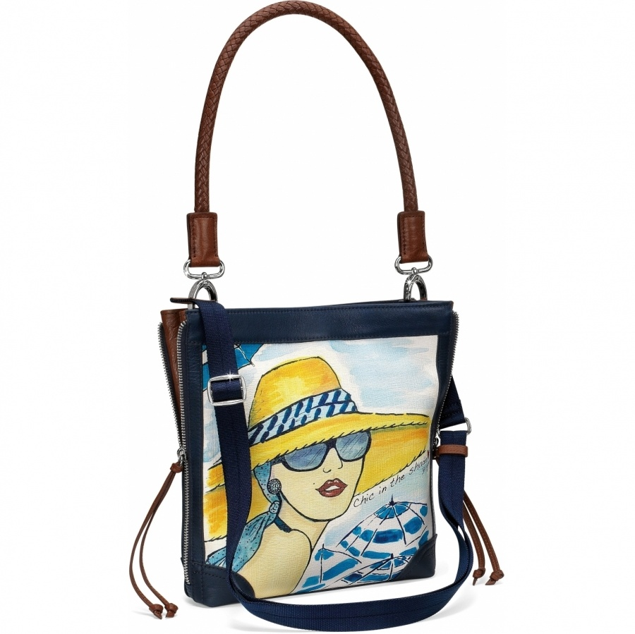 Roomy Handbag Brighton Collectibles