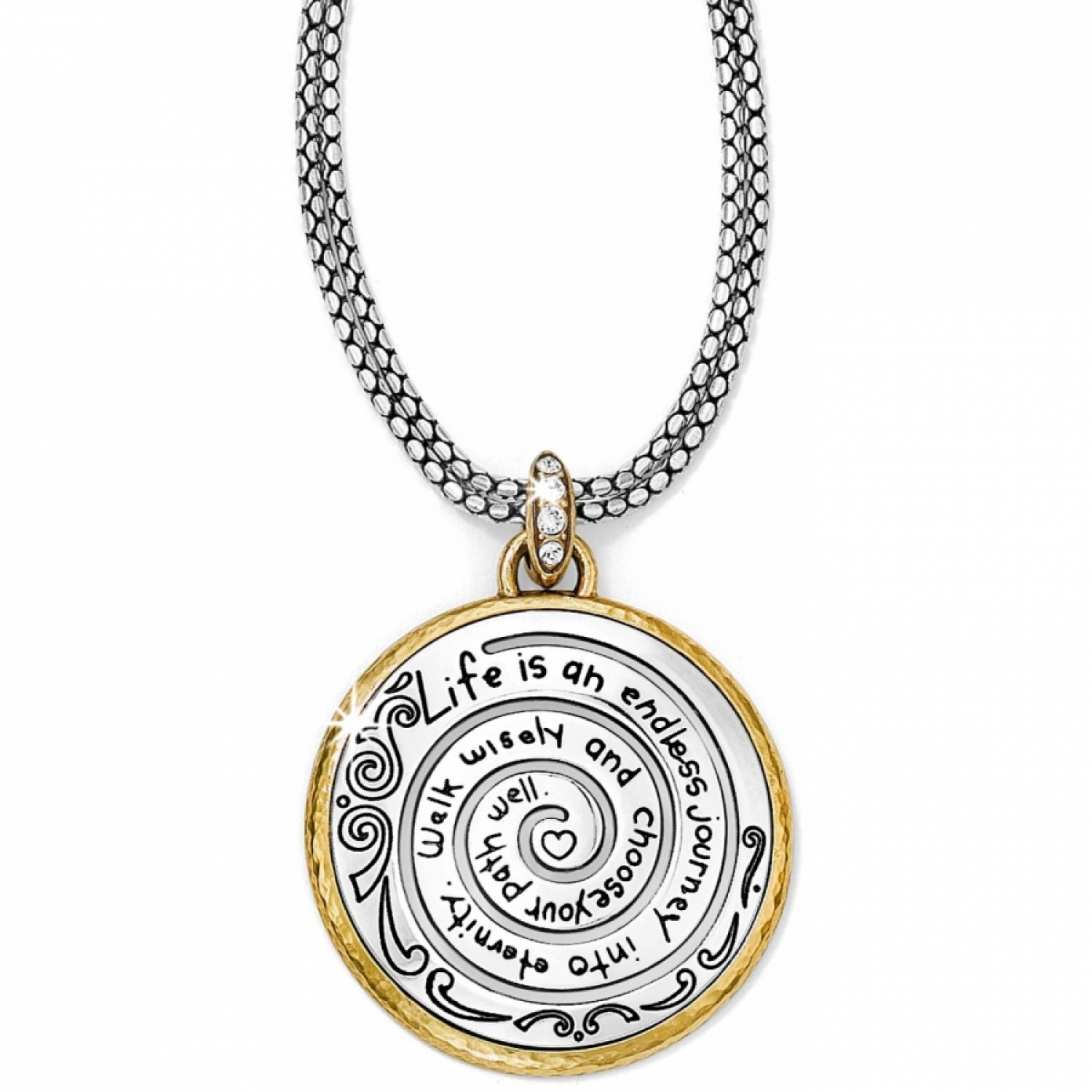 Journeyquest Journeyquest Convertible Necklace Necklaces