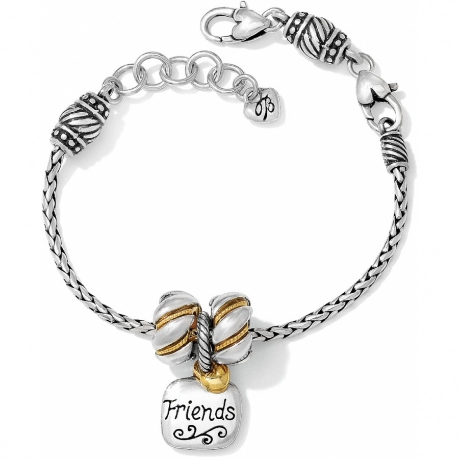 Friends Charm Bracelet Charm Idea Lab