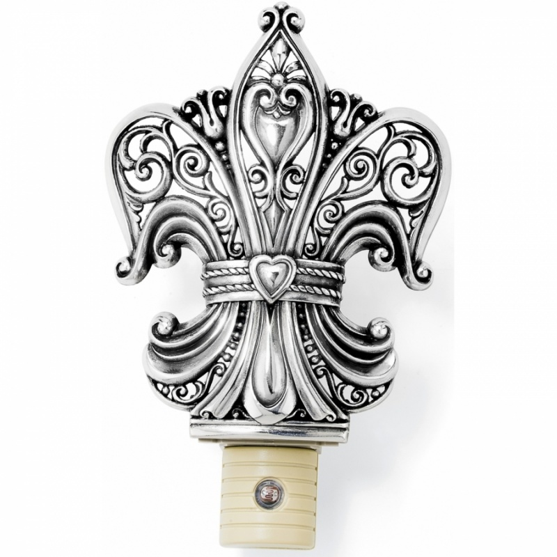 Fleur De Lis Nightlight Illuminations