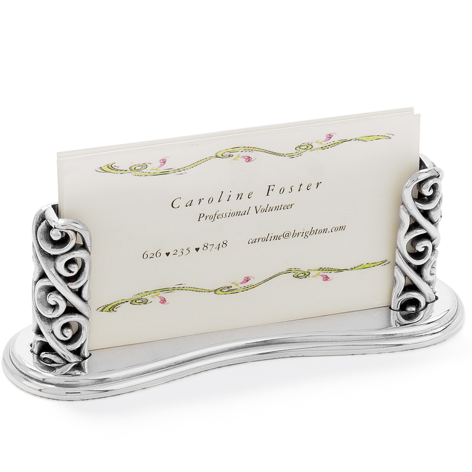 Great Feminine Business Card Holder Images - Business Card Ideas ...