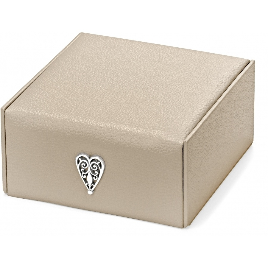 Follow your heart jewelry box vanity fair for Heart ring box