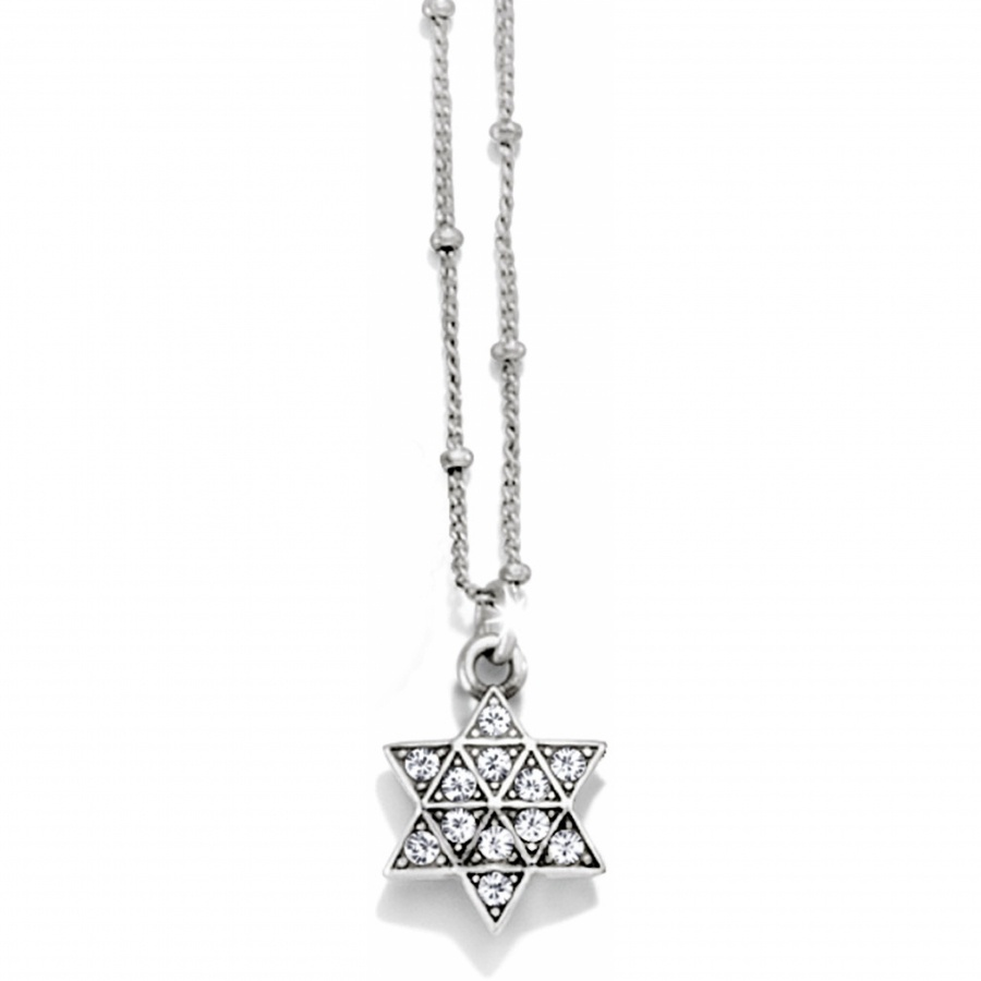 Diamond star of david necklace necklaces diamond star of david necklace aloadofball Images
