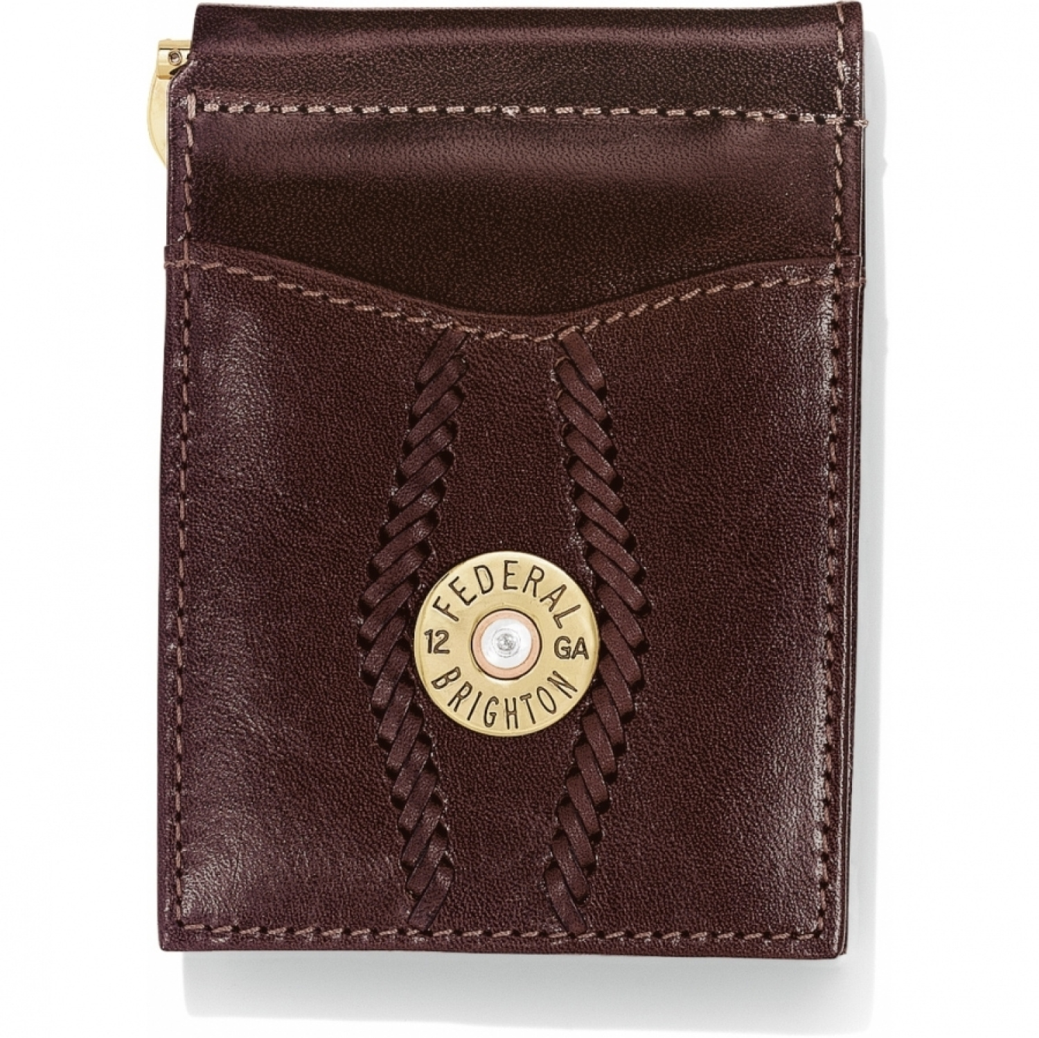 ed96e20d2ffe Macon County Money Clip Wallet