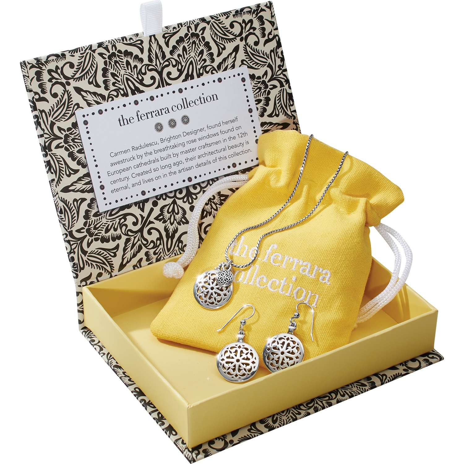 Boxed jewelry sets jewelry box sets brighton collectibles gifts from the heart the artist within ferrara collection buycottarizona Gallery