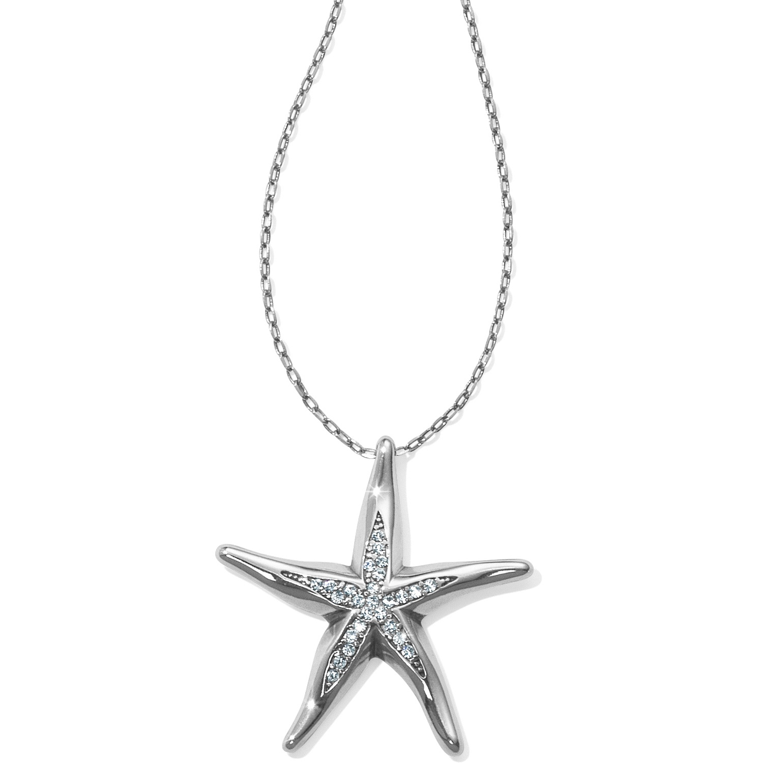 c410a17893c4f Blue Water Starfish Necklace