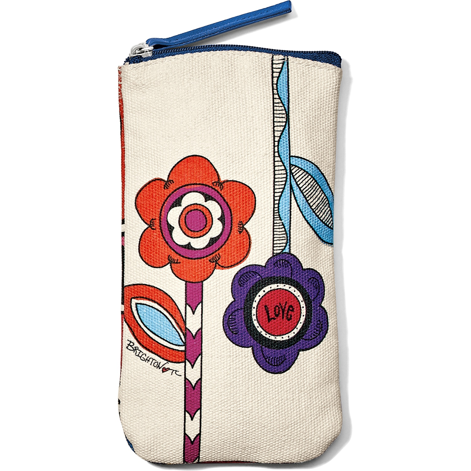 LOVE GROOVE Love Groove Zip Eyeglass Case Small Collectibles | Tuggl