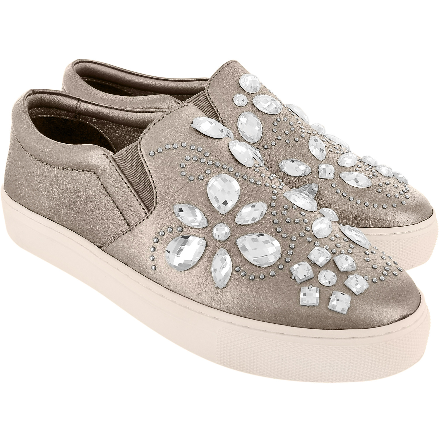 Bling Sneakers Flats