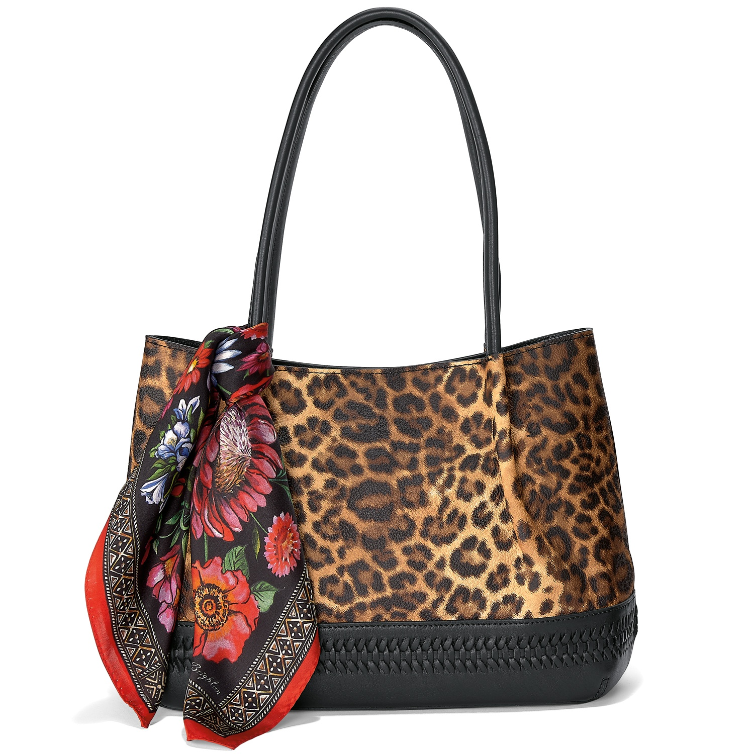 3435123e5d6a AFRICA STORIES BY BRIGHTON Ayanna Scarf Tote Totes