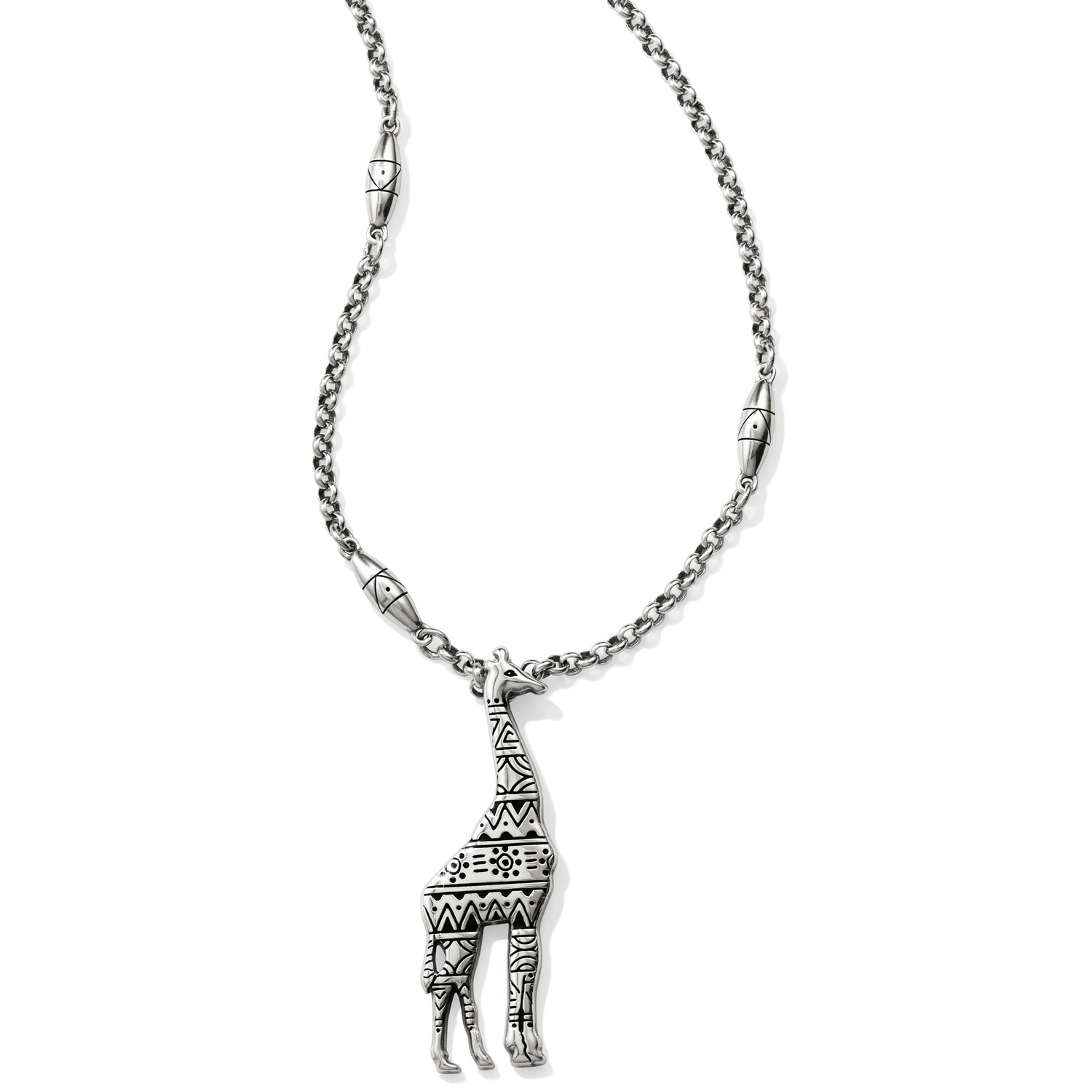 d622216643991 AFRICA STORIES BY BRIGHTON Africa Stories Giraffe Long Necklace ...