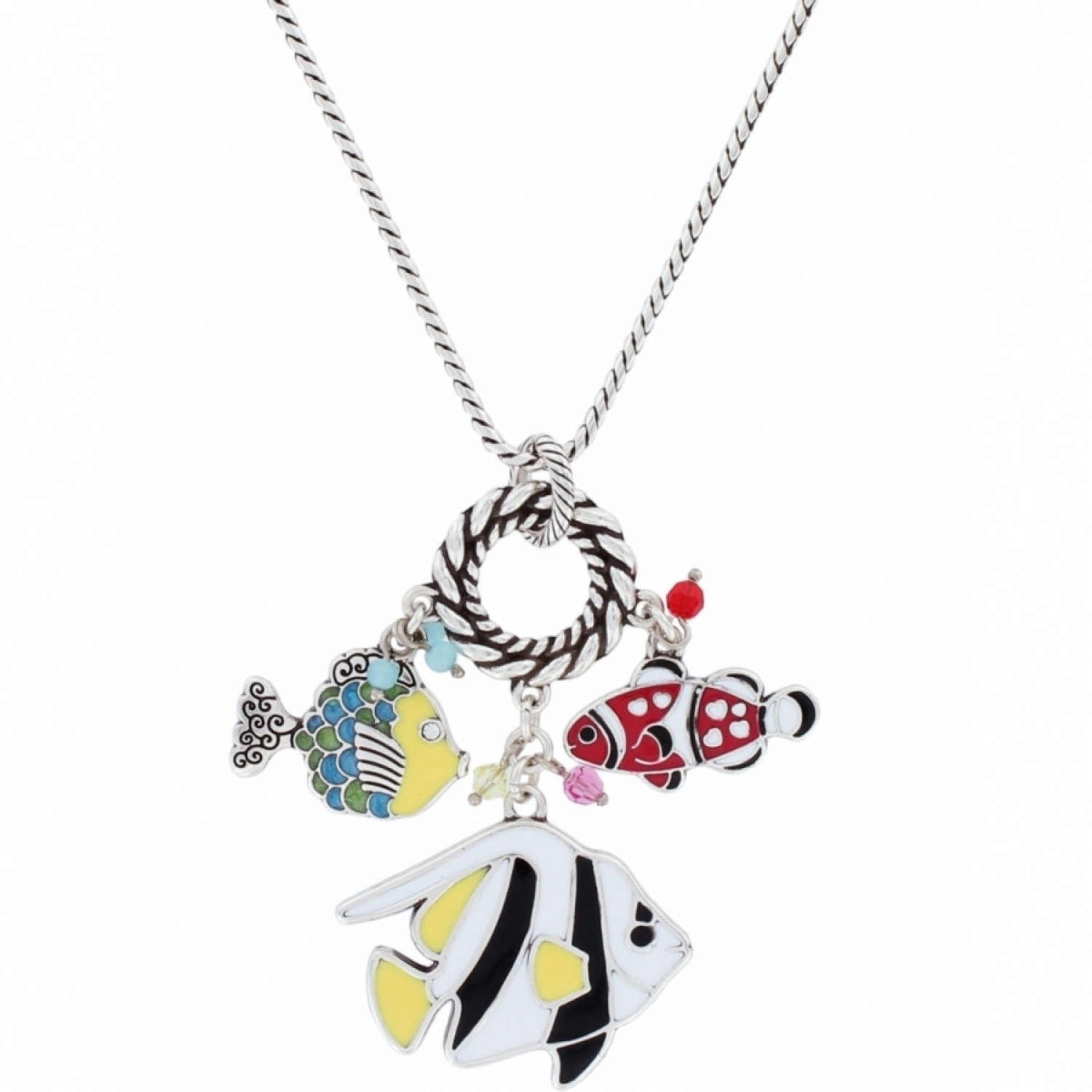 Sea Frolic Necklace Alternate View 1