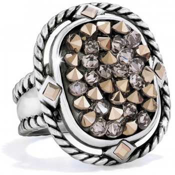 Crystal Rocks Ring