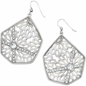Crosswind French Wire Earrings