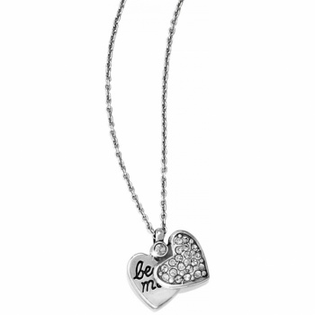 Mia Mia Mini Heart Locket Necklace