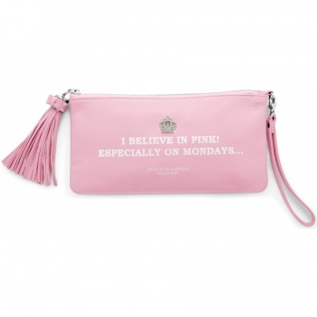 Pretty Witty & Wise Pretty Witty & Wise Large Tassel Pouch