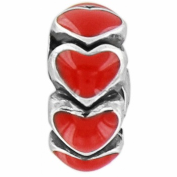 Ring Of Hearts Spacer