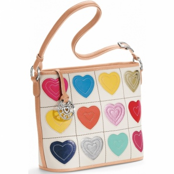 Art Heart Valentine Shoulderbag