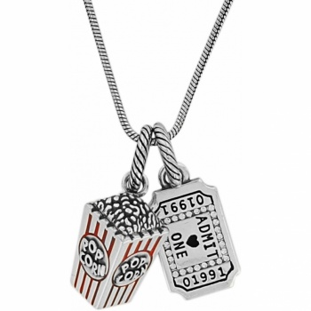 Movie Night Necklace