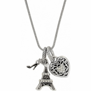 Paris Love Necklace