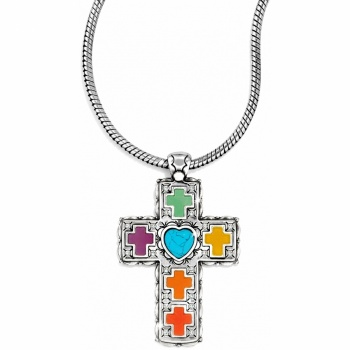 Loretto Cross Necklace