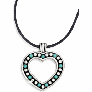 Indie Heart Necklace
