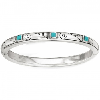 Primrose Hinged Bangle