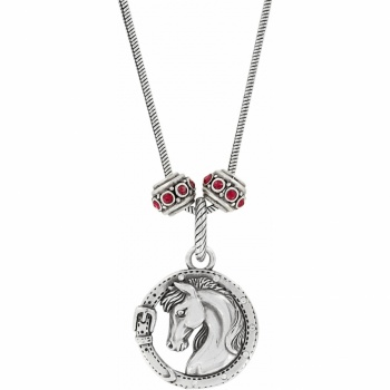 Year Of The Horse Necklace