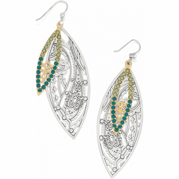 Arella French Wire Earrings