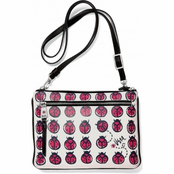 Vera Blooms Vera Blooms Leather Pouch