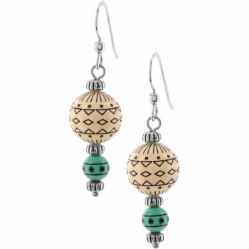 Fashionista Kenya French Wire Earrings