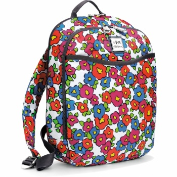 Live Love Travel Zippy Backpack