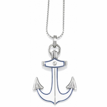 Ship to Shore Ship To Shore Anchor Reversible Necklace