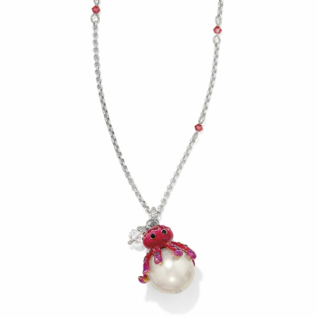 Pearlie Marvels Octopus Long Necklace