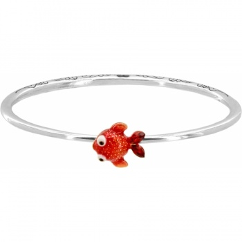 Petite Marvels Goldfish Bangle
