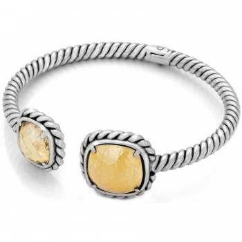 Joyful Hinged Bangle