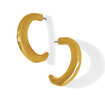 Versailles Montagne Post Hoop Earrings