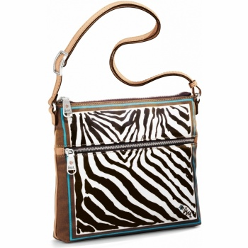 Vera Safari Zeb Cross Body