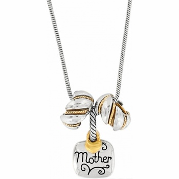 Heart of Gold Charm Necklace