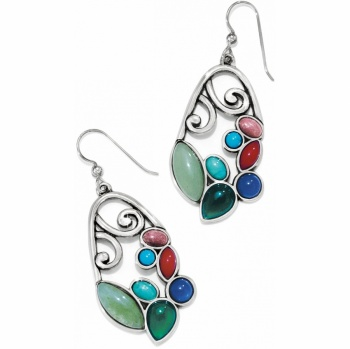 Mother Earth French Wire Earrings