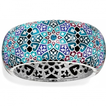Zahra Love Hinged Bangle