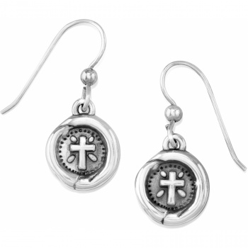 Faith French Wire Earrings