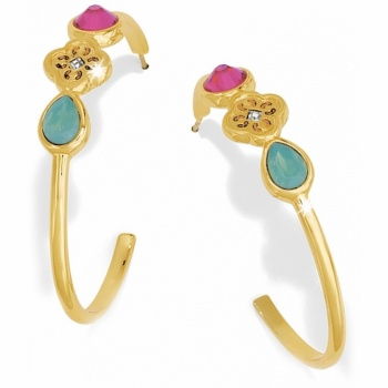 Haute Socialite Hoop Earrings