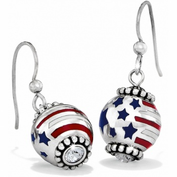 Patriotic Charm Earrings