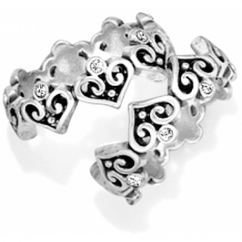 Alcazar Alcazar Heart Ring
